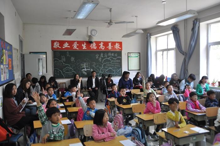 北京市昌平区七里渠中心小学